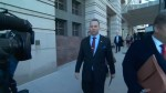 Former Trump aide Sam Nunberg leaves court after hours of testimony in Russia probe
