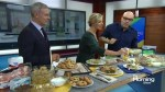 Eat St. host James Cunningham's bacon based Thanksgiving recipes