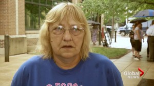 'Thank God we finally got him': April Tinsley's aunt reacts to arrest in 30-year-old cold case