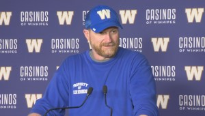 RAW: Blue Bombers Mike O'Shea Media Briefing – June 25