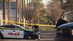 'He was lying there in a pool of blood': man tried to help victim in what Lethbridge police call a suspicious death.