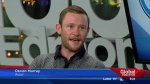 Harry Potter actor Devon Murray in town for Edmonton Comic and Entertainment Expo