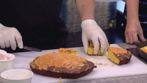 DownLow Chicken Shack's cornbread recipe