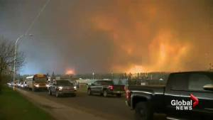 Canadian communities re-assess wildfire vulnerability after Fort McMurray disaster