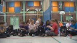 Montreal students knit for charity