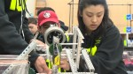 Squire Barnes checks in on B.C. robotics students