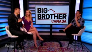 Big Brother Canada double eviction: Chelsea Bird and Eddie Lin