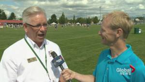 1-on-1 with the B.C. Summer Games President