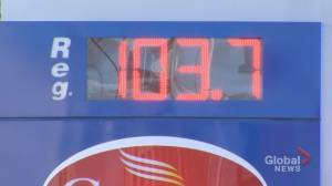 Nova Scotians should expect drop in gas prices over winter holidays