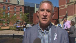 National Recovery Day held in Moncton to show support for those recovering from addiction