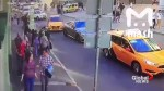 Multiple injuries after taxi drives into crowd – Moscow police