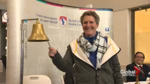 Ringing the cancer bell
