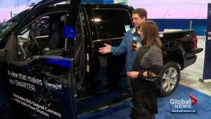 Leslie Horton takes a trip to the Annual Auto and Truck Show