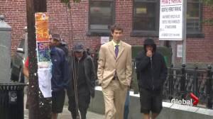 Medical Marijuana activist takes Halifax court by storm