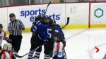 Women's hockey feature at Jeux du Québec