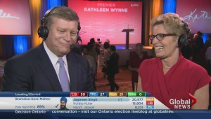 Ontario Election: Kathleen Wynne 1-on-1