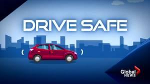 Drive safe tips: Safe left-hand turn