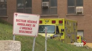 Nurse attacked at Montreal General Hospital