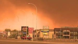 No end in sight for Alberta's raging wildfires