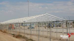 U.S. opening a 2,500-bed capacity holding facility in Texas