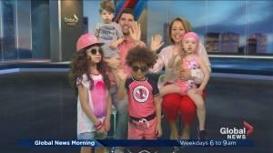 Kids swimwear styles for summer