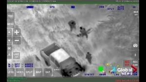 Douglas Garland arrest video (01:39)