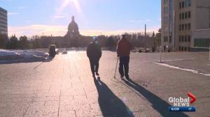 Alberta victims of rural crime highlight issues at legislature
