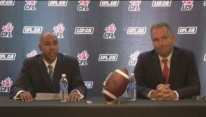 CFL names Jeffrey Orridge new commissioner