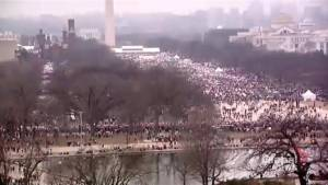 Global News journalist discusses the Women's March on Washington