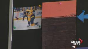 Vaudreuil class completes run to 'see' Subban in Nashville