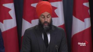 Jagmeet Singh says 'justice was not served' in Gerald Stanley verdict