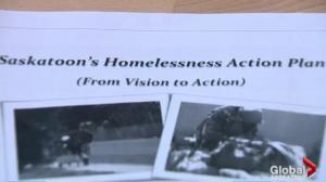 Saskatoon city council to consider plan to tackle homelessness