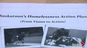 Saskatoon city council to consider plan to tackle homelessness