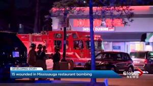 Victims of Mississauga restaurant blast released from hospital