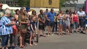 Saint John festival highlights New Brunswick music, culture, goods