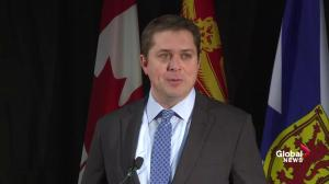 Scheer says justice committee must conduct work in addition to ethics commissioner investigation