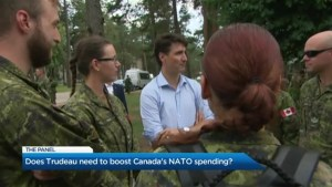 Does Canada need to boost its NATO spending?