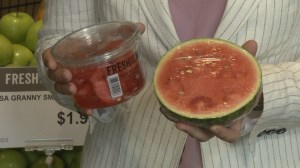 Nutrition: Watermelon's many benefits