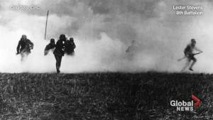 Armistice anniversary:  The gas attacks