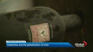 Stories from the Cellar: Celebrities and the globalization of wine
