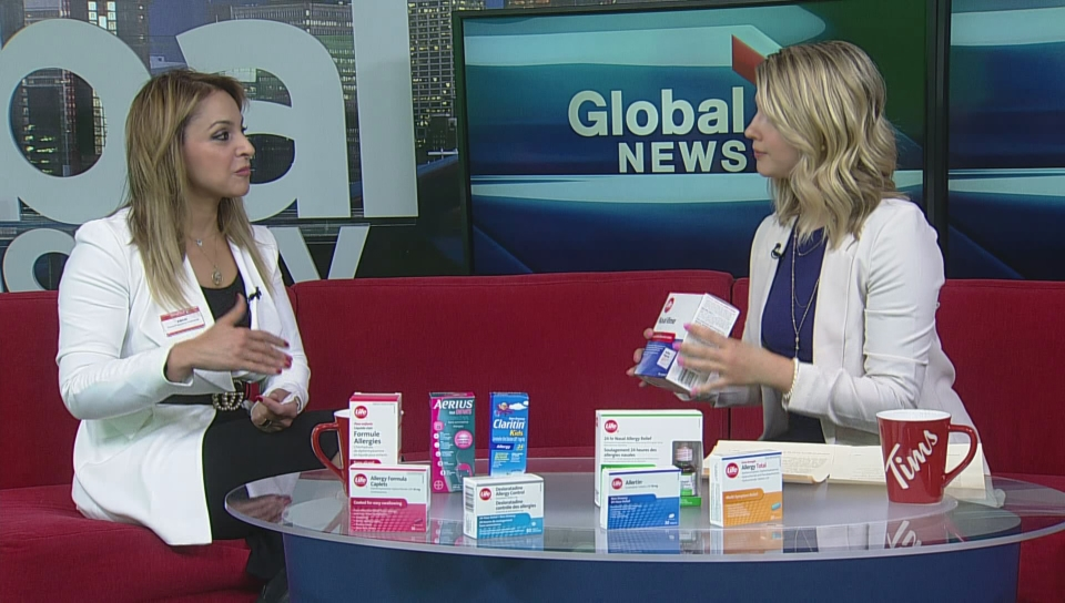 Canadian allergists' group wants Benadryl behind the counter due to side effects