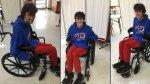 Arkansas teen surprises classmate with new wheelchair