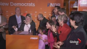 Double byelection victory for B.C. NDP