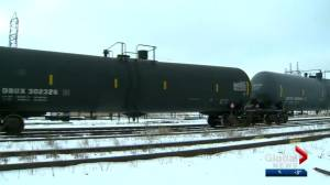 Alberta investing $3.7B to move oil by rail