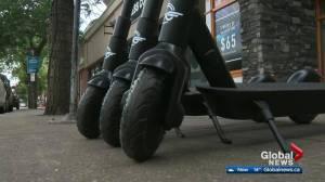 E-Scooters begin operating in Edmonton