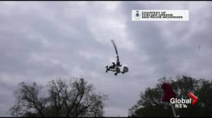Security concerns after gyrocopter lands near Capitol Hill