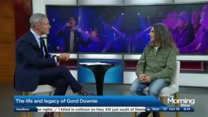 The life and legacy of Gord Downie