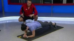 Tips for back health on World Spine Day