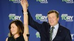 Ontario Municipal Election: Mayor John Tory wins re-election in Toronto