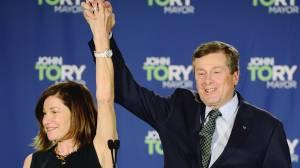 Ontario Municipal Election: Mayor John Tory wins re-election in Toronto